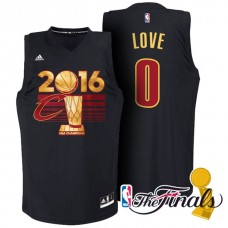 Cleveland Cavaliers #0 Kevin Love Champions Jersey