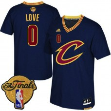 Cleveland Cavaliers #0 Kevin Love Finals Jersey