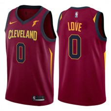 Cleveland Cavaliers #0 Kevin Love Icon Jersey
