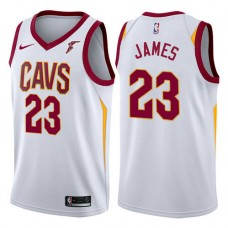 Cleveland Cavaliers #23 LeBron James Association Jersey