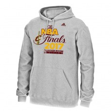 2017 Eastern Conference Champion Cavaliers Locker Room Pullover Hoodie Gray