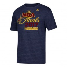 2017 Eastern Conference Champion Cavaliers Tri-Blend Navy T-Shirt
