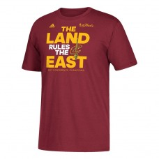 2017 Finals Cavaliers Rule The East Wine T-Shirt