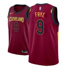 Cleveland Cavaliers #9 Channing Frye Icon Jersey