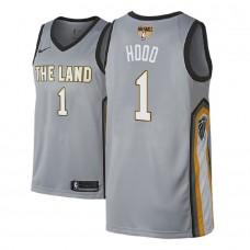Cleveland Cavaliers #1 Rodney Hood City Jersey