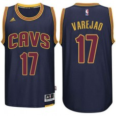 Cleveland Cavaliers #17 Anderson Varejao Road Jersey