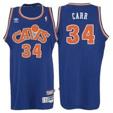 Cleveland Cavaliers #34 Austin Carr Hardwood Classics Jersey