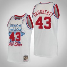 Cleveland Cavaliers #43 Brad Daugherty 1991 All-Star Jersey