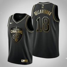 Cleveland Cavaliers #18 Matthew Dellavedova Golden Edition Jersey