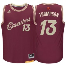 2015 Christmas Cavaliers #13 Tristan Thompson Jersey