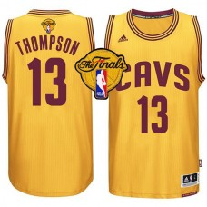 Cleveland Cavaliers #13 Tristan Thompson Finals Jersey