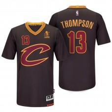 Cleveland Cavaliers #13 Tristan Thompson Sleeved Jersey