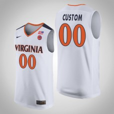 Virginia Cavaliers #00 Custom College Basketball Jersey