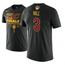 Cleveland Cavaliers #3 George Hill Finals T-Shirt
