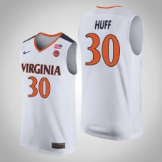Virginia Cavaliers #30 Jay Huff College Basketball Jersey