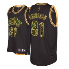 Cleveland Cavaliers #81 Jose Calderon Military Camo Fashion Jersey