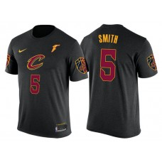 Cleveland Cavaliers #5 JR Smith Statement T-Shirt