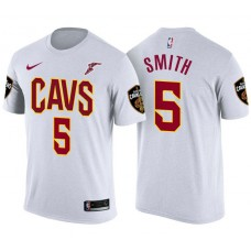 Cleveland Cavaliers #5 JR Smith Name & Number T-Shirt