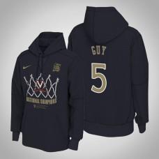 Virginia Cavaliers #5 Kyle Guy 2019 Basketball Champions Hoodie