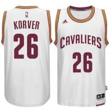 Cleveland Cavaliers #26 Kyle Korver Home Jersey