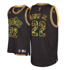 Larry Nance Jr. Cavaliers #22 Black Camo Fashion Jersey