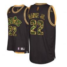 Larry Nance Jr. Cavaliers #22 Black Camo Fashion Jersey