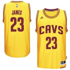 Cleveland Cavaliers #23 LeBron James Alternate Jersey