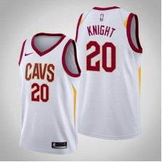 Cleveland Cavaliers #20 Brandon Knight Association Jersey