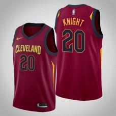Cleveland Cavaliers #20 Brandon Knight Icon Jersey