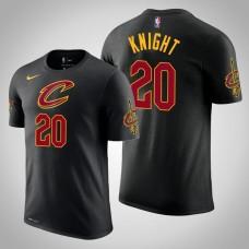 Cleveland Cavaliers #20 Brandon Knight Statement T-Shirt