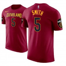 Cleveland Cavaliers #5 J.R. Smith Icon T-Shirt