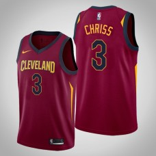 Marquese Chriss Cavaliers Icon Edition Maroon Jersey