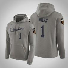 Rodney Hood Cavaliers #1 Gray Earned Hoodie