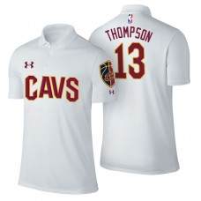 Cleveland Cavaliers #13 Tristan Thompson Association Polo