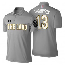 Cleveland Cavaliers #13 Tristan Thompson City Polo