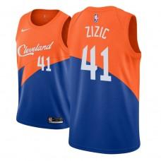 Cleveland Cavaliers #41 Ante Zizic City Jersey