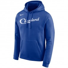 Cavaliers 2018 City Edition Pullover Hoodie - Blue