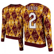 Cleveland Cavaliers #2 Collin Sexton 2018 Christmas Sweater