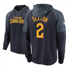 Cleveland Cavaliers #2 Collin Sexton Navy Made to Move Hoodie