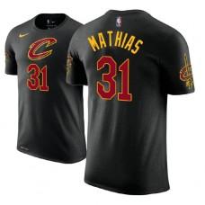 Cleveland Cavaliers #31 Dakota Mathias Statement T-Shirt