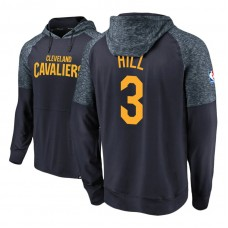 Cleveland Cavaliers #3 George Hill Navy Made to Move Hoodie