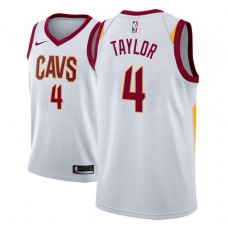 Cleveland Cavaliers #4 Isaiah Taylor Association Jersey