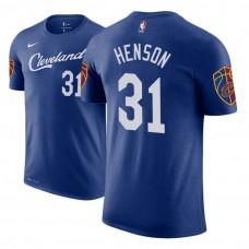Cleveland Cavaliers #31 John Henson City T-Shirt