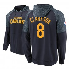 Cleveland Cavaliers #8 Jordan Clarkson Made to Move Hoodie