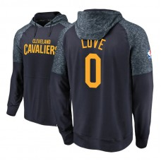 Cleveland Cavaliers #0 Kevin Love Navy Made to Move Hoodie