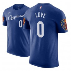 Cleveland Cavaliers #0 Kevin Love City T-Shirt