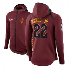 Larry Nance Jr. Cavaliers #22 Therma Flex Showtime Hoodie