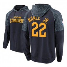 Larry Nance Jr. Cavaliers #22 Navy Made to Move Hoodie
