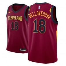Cleveland Cavaliers #18 Matthew Dellavedova Icon Jersey