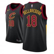 Cleveland Cavaliers #18 Matthew Dellavedova Statement Jersey